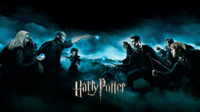 Harry Potter otthoni szabadulószoba